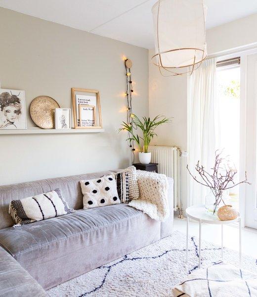 Inspiration | Living Room | Regular Patio String Light