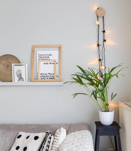 Inspiratie | Woonkamer | Regular Patio String Light 2