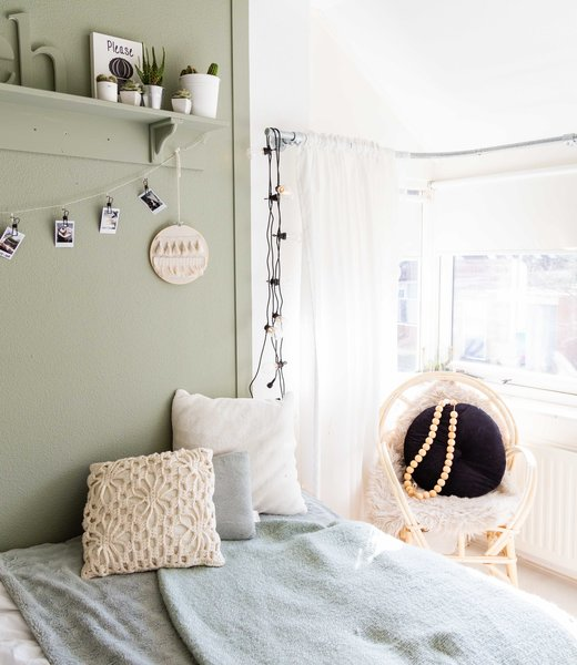 Inspiration | Bedroom | Regular Patio String Light 3