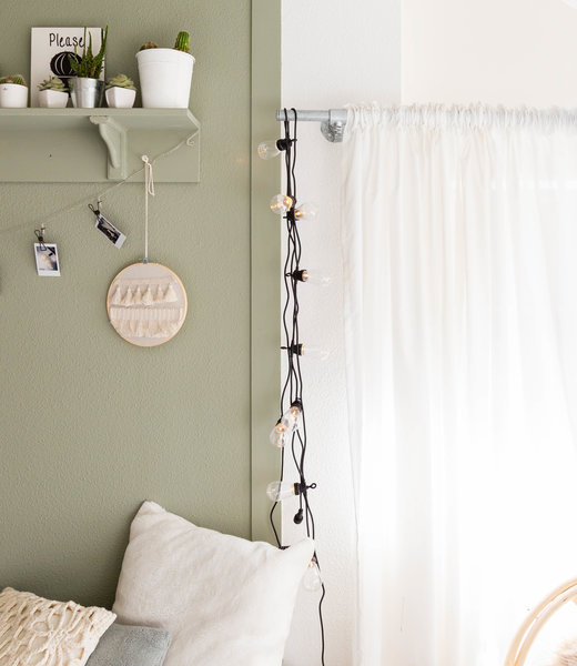 Inspiration | Bedroom | Regular Patio String Light 4