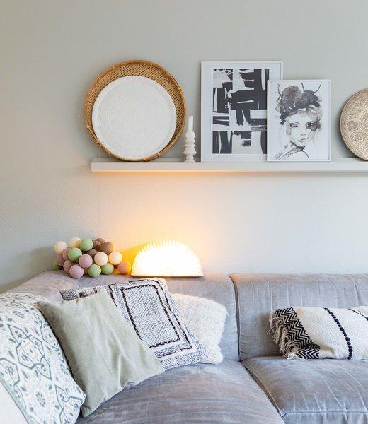 LEDR Inspiration | Living Room | Book Lamp 6