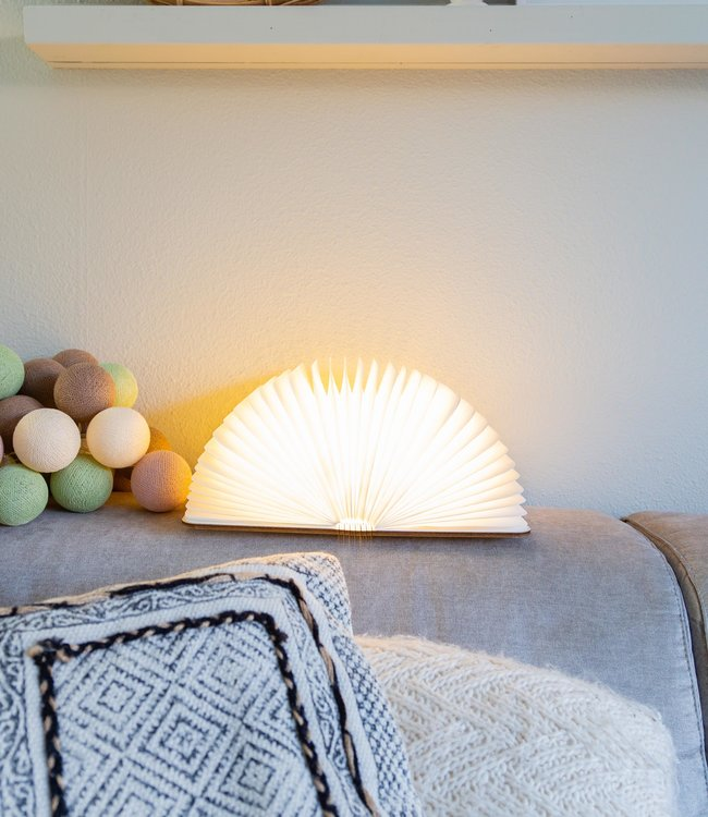 LEDR Inspiratie   Woonkamer   Book Lamp 7