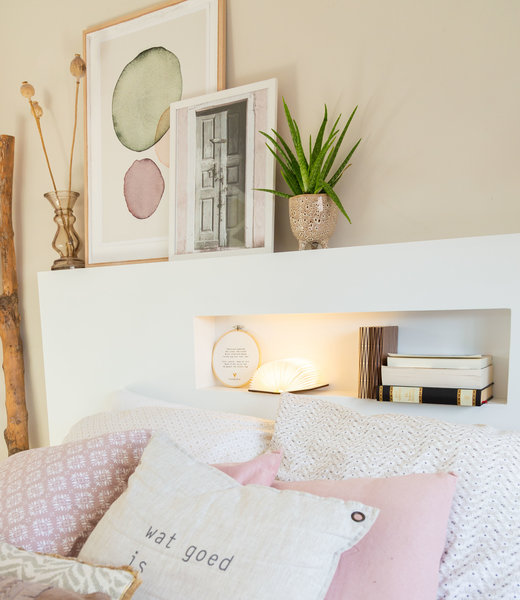 LEDR Inspiratie | Slaapkamer | Book Lamp