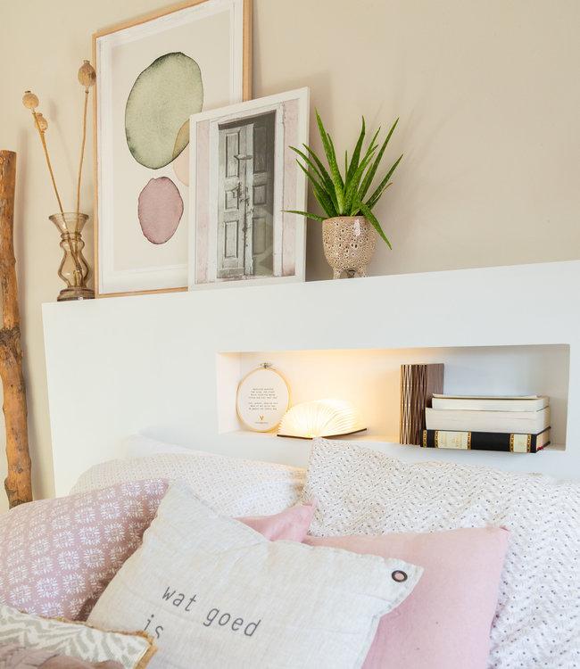 LEDR Inspiration | Bedroom | Book Lamp