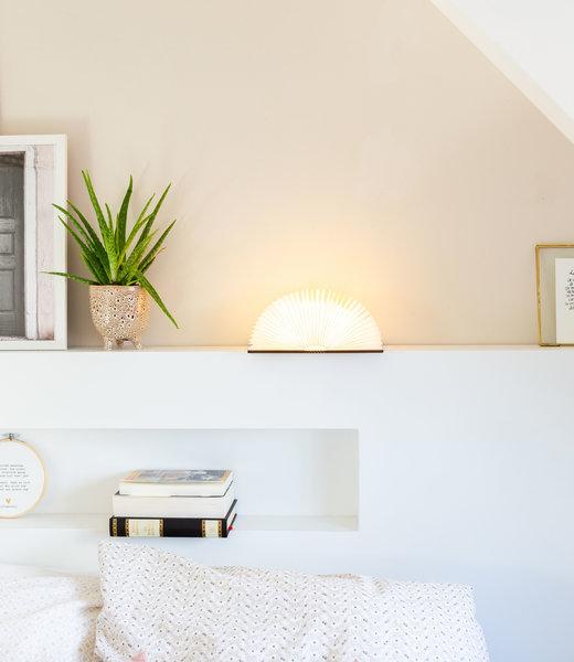 LEDR Inspiration | Bedroom | Book Lamp 2
