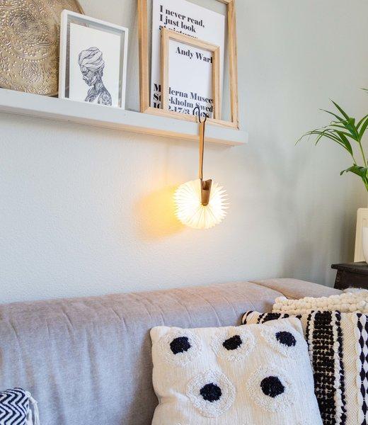 LEDR Inspiration | Living Room | Book Lamp 8