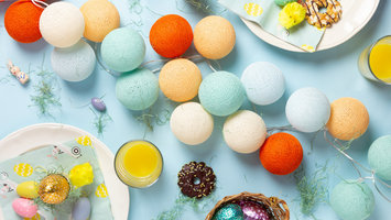 Tips for a Happy Easter table