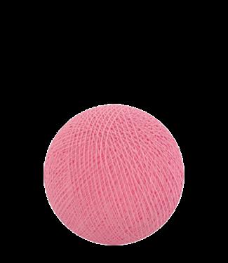 COTTON BALL LIGHTS Indoor Soft Pink