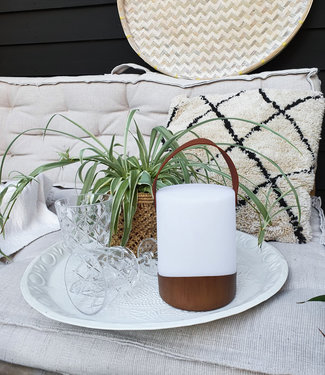LEDR Tischlampe im Freien Mabe + Lautsprecher
