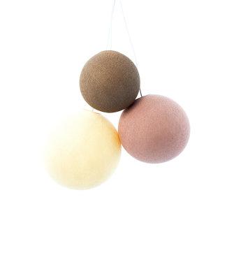 COTTON BALL LIGHTS Drievoudige Hanglamp - Beloved (één punt)