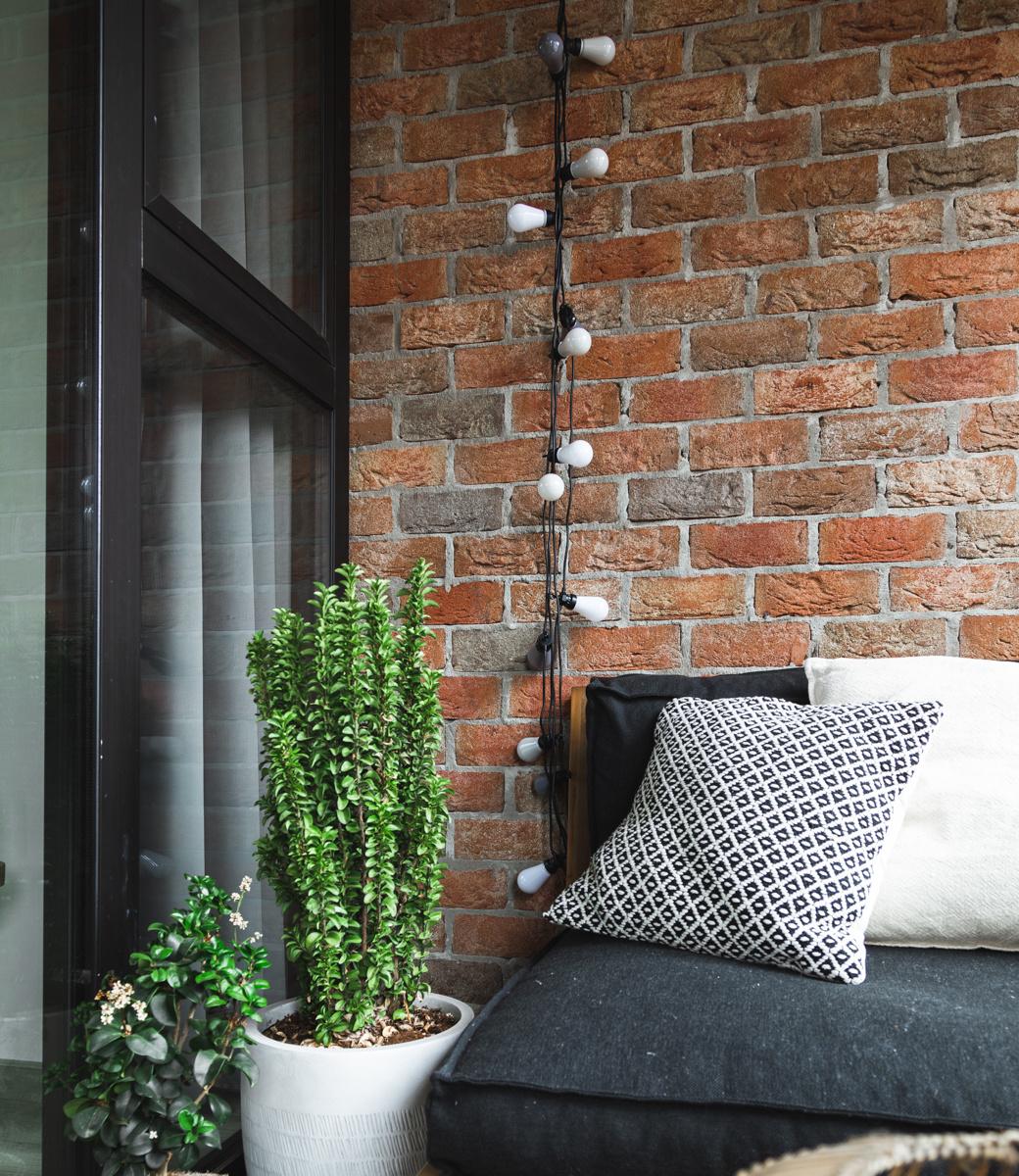 LEDR buiten feestverlichting grijs - Outdoor Patio Lichtslinger Antra - 10 LED lampen- Edison Bulbs