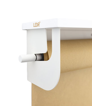 LEDR Wooden shelf - Weiß