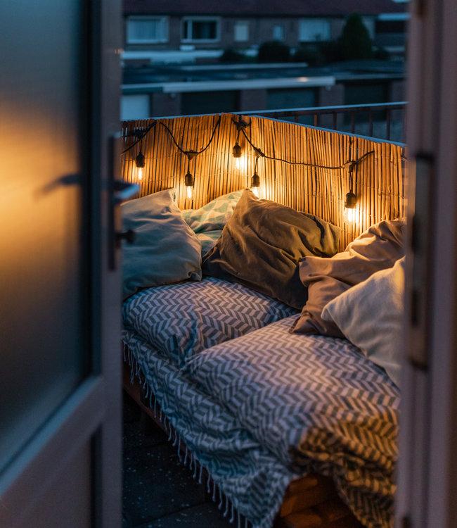 Inspiratie | Buiten | Patio lichtslingers Premium  by @Danu.Caris