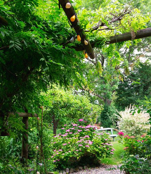 Inspiratie | Buiten | Patio lichtslingers Regular - Summer Night