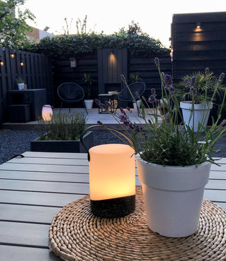 Inspiratie | Buiten | Table Lamp Mabe by @zebranostyling 2