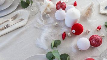 Hoe creëer je een gezellige tafelsetting tijdens de feestdagen?
