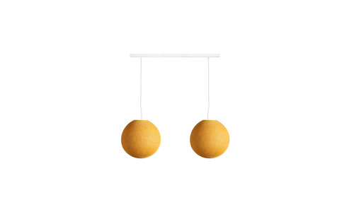 Double Hanging Lamps
