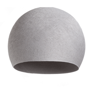 COTTON BALL LIGHTS Stone - Three Quarter
