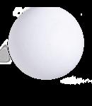 COTTON BALL LIGHTS White - Full Round