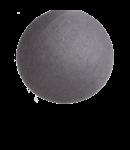 COTTON BALL LIGHTS Mid Grey - Full Round