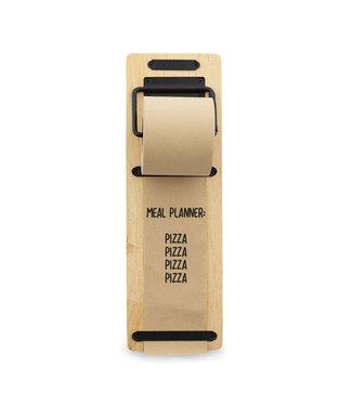 LEDR Kraft Paper Roller S - Schwarz