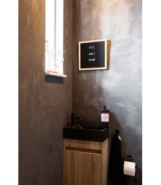 LEDR Letterboard Black