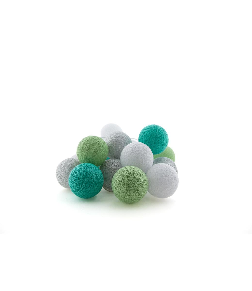 Cotton Ball Lights buitenlichtslinger - Fresca