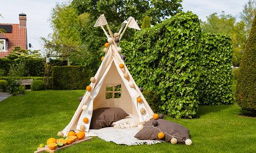 Tipi-tents