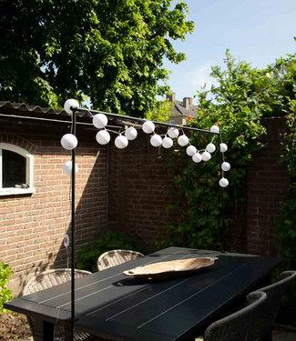 COTTON BALL LIGHTS Table Clamp black