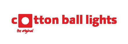 Cotton Ball Lights | Lichterketten & Lampen in 60 Farben