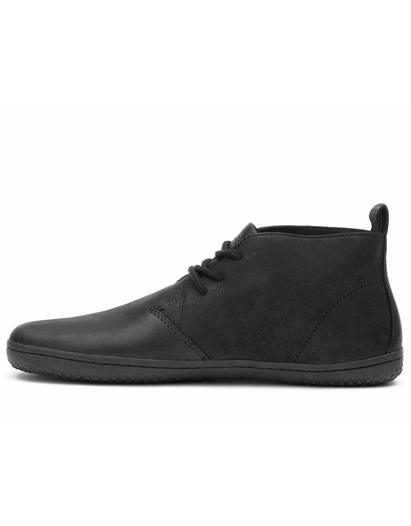 Vivobarefoot Gobi II L Black Leather