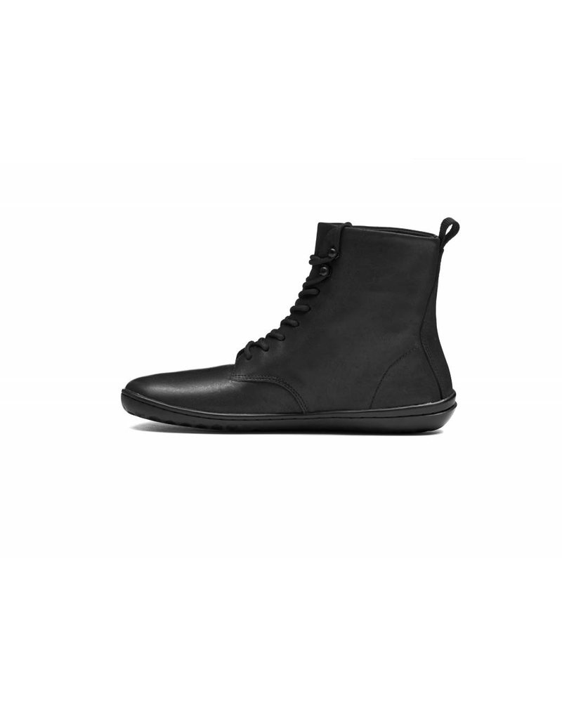 Vivobarefoot Gobi II Hi-Top L - Black Leather
