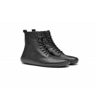 Vivobarefoot Gobi II Hi-Top L - Black Leather