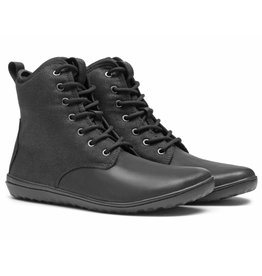 Vivobarefoot Scott M - Black Leather
