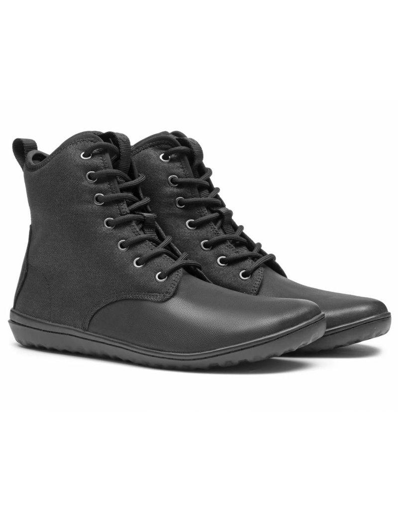 Vivobarefoot Scott M - Black Leather
