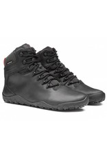 Vivobarefoot Tracker M - Black Leather
