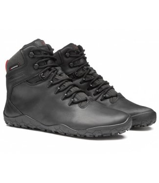Vivobarefoot Tracker M - Black Leather