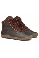 Vivobarefoot Tracker M - Brown Leather