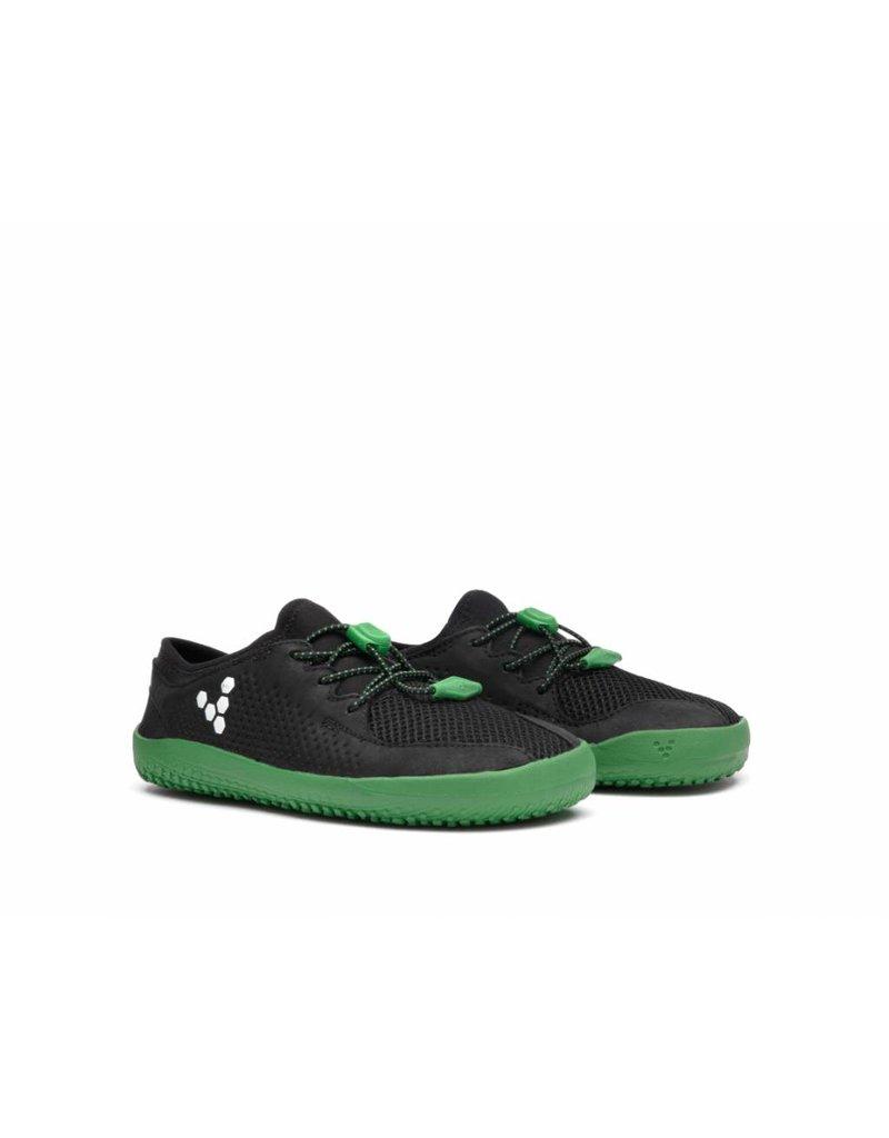 Vivobarefoot Primus K Black/Green