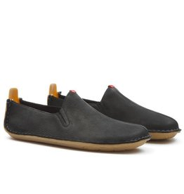 Vivobarefoot Ababa Black leather