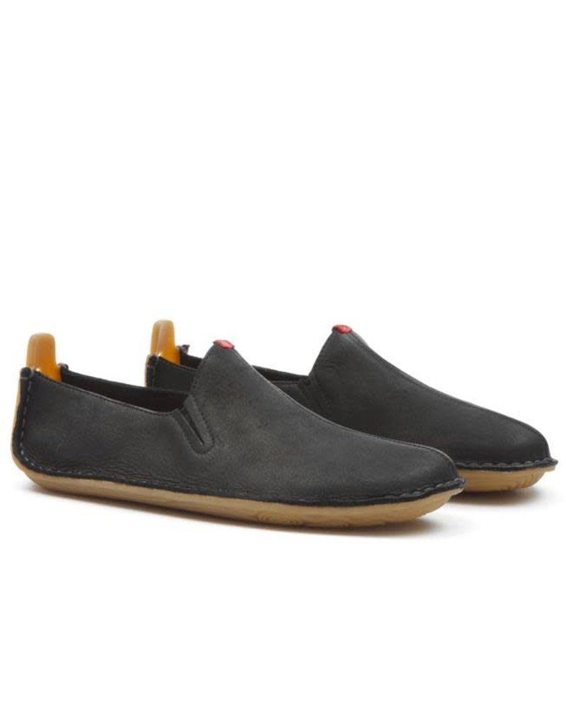 Vivobarefoot Ababa Black leather