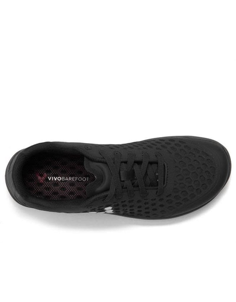 Vivobarefoot Stealth M Black