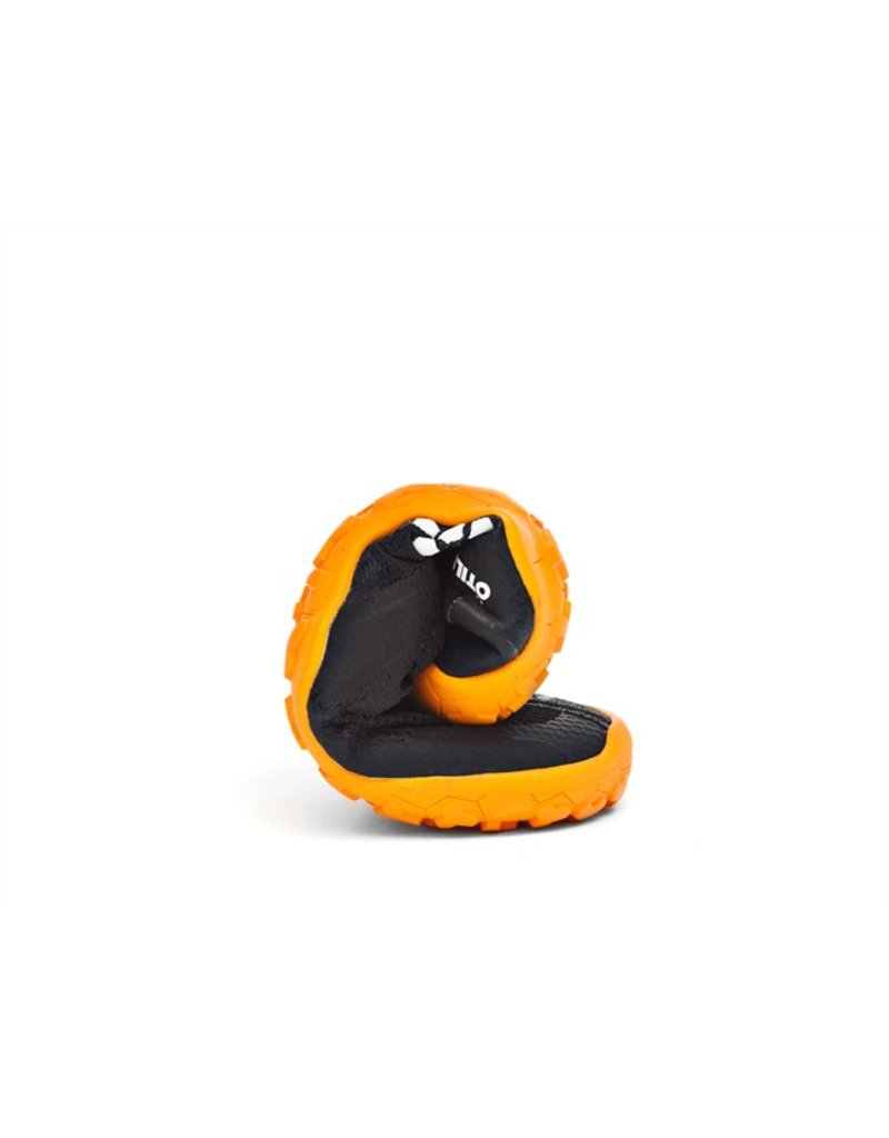 Vivobarefoot Primus Trail Swimrun FG M - Black/Orange