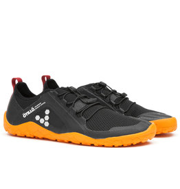 Vivobarefoot Primus Trail Swimrun FG M - Black/Orange