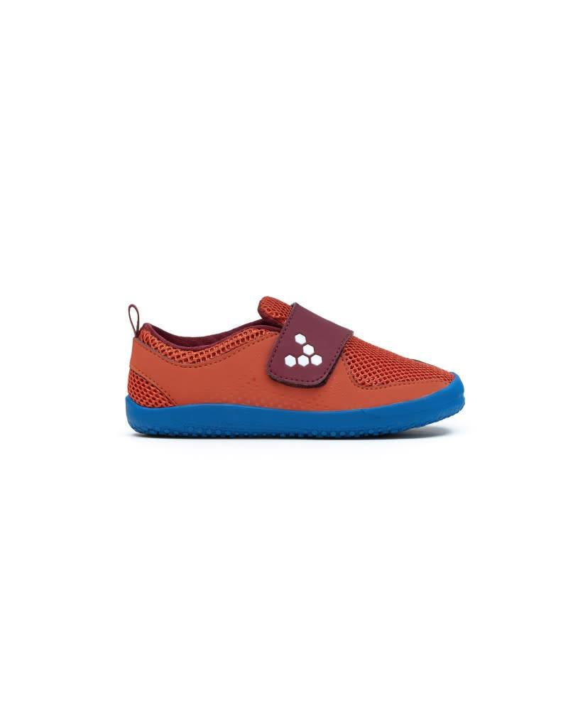Vivobarefoot Primus K Terracotta/Blue