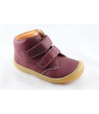 Filii Bio Soft Feet Velcro Nappa - Berry