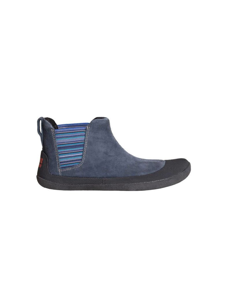 Sole Runners Portia Goat Velour Blue/Black