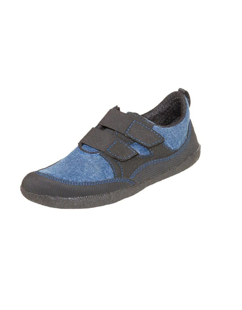 Sole Runners Puck Canvas Blue/Black