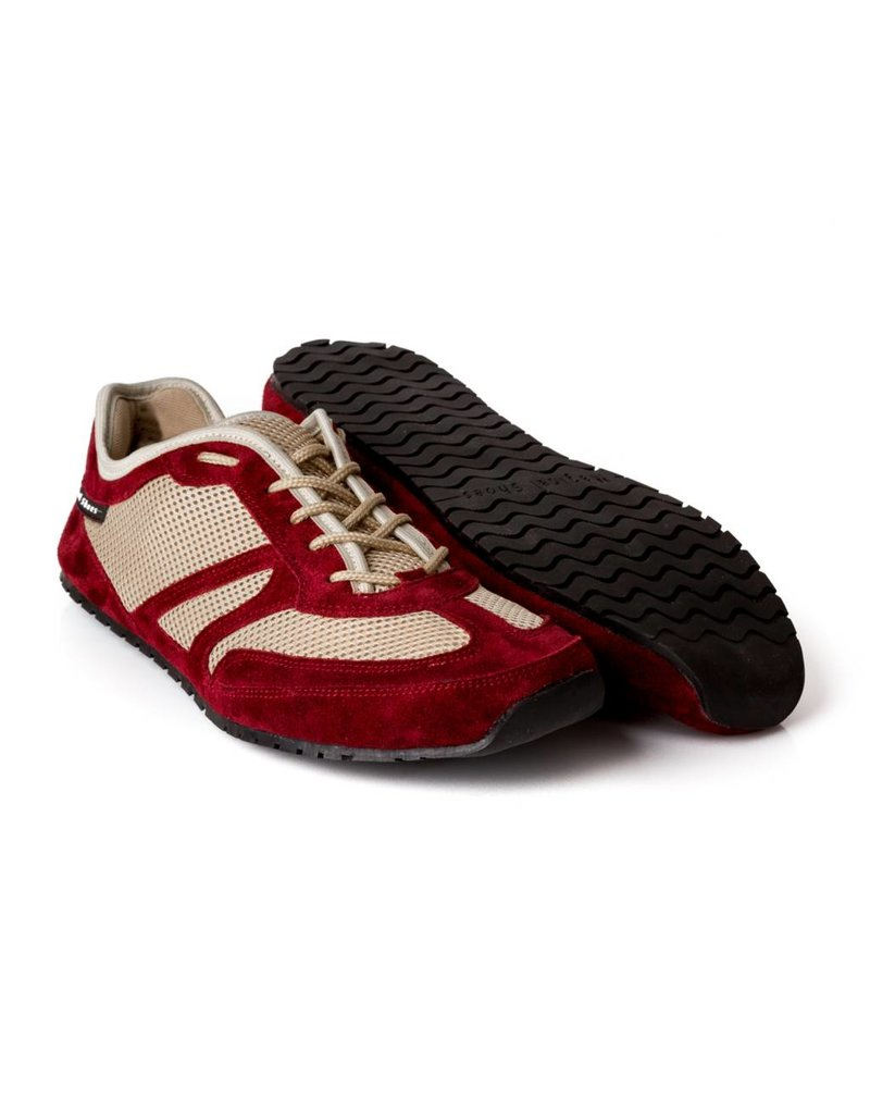 Magical Shoes Ms Receptor Explorer - Burgundy