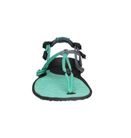 Xero Sandals Xero Cloud L Coal Black/Mint Womens